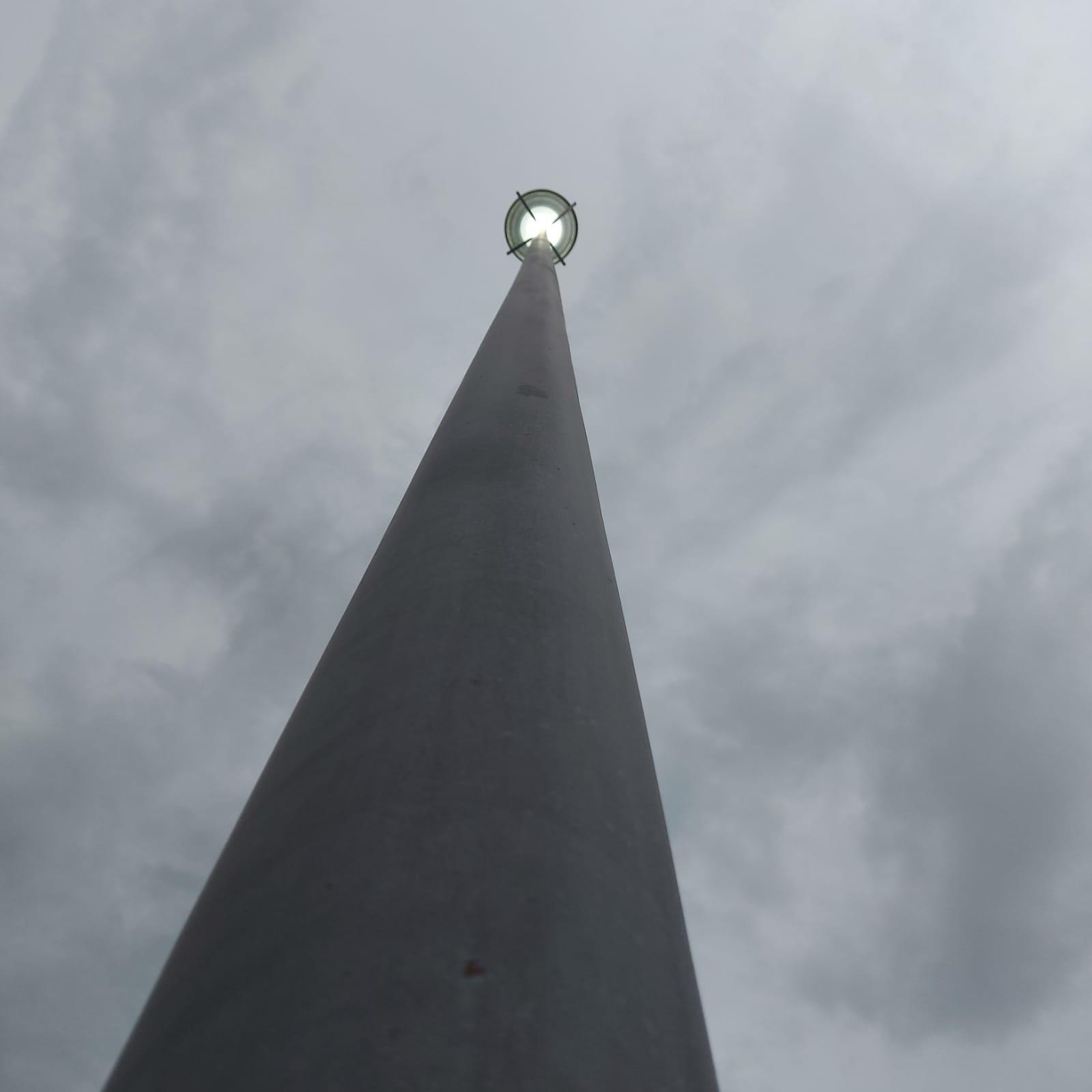 poste luminaria